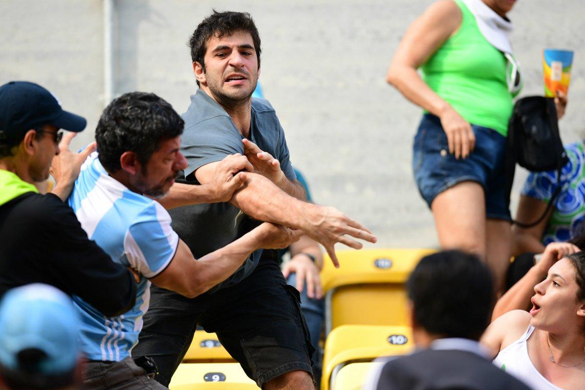 Olimpiadi tennis, botte tra tifosi durante Del Potro-Sousa