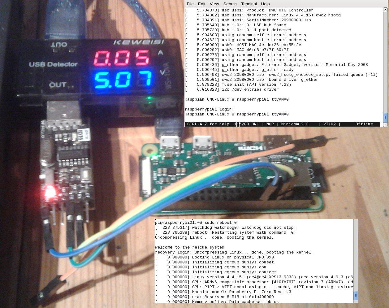 Run Raspberry Pi Zero over 5V USB➫UART? - Raspberry Pi Forums