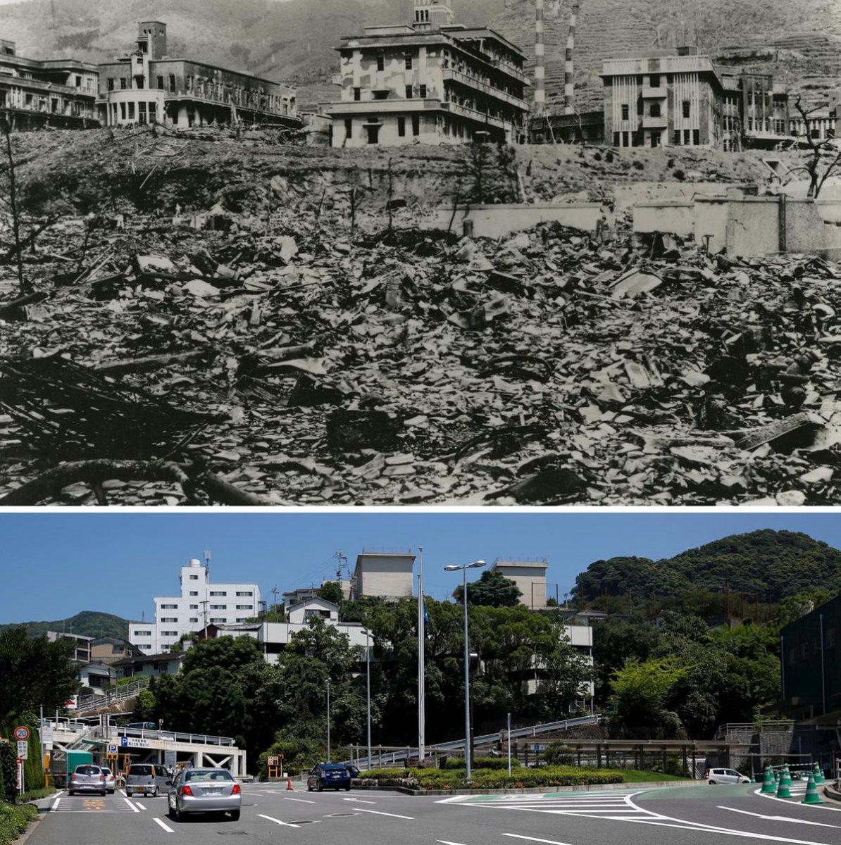 Хиросима и нагасаки фото в настоящее время