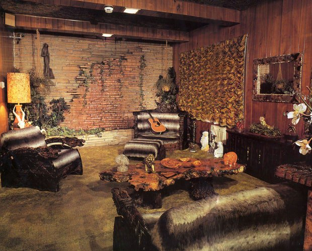 Inside The Jungle Room Elvis Presley S Legendary Hawaiian