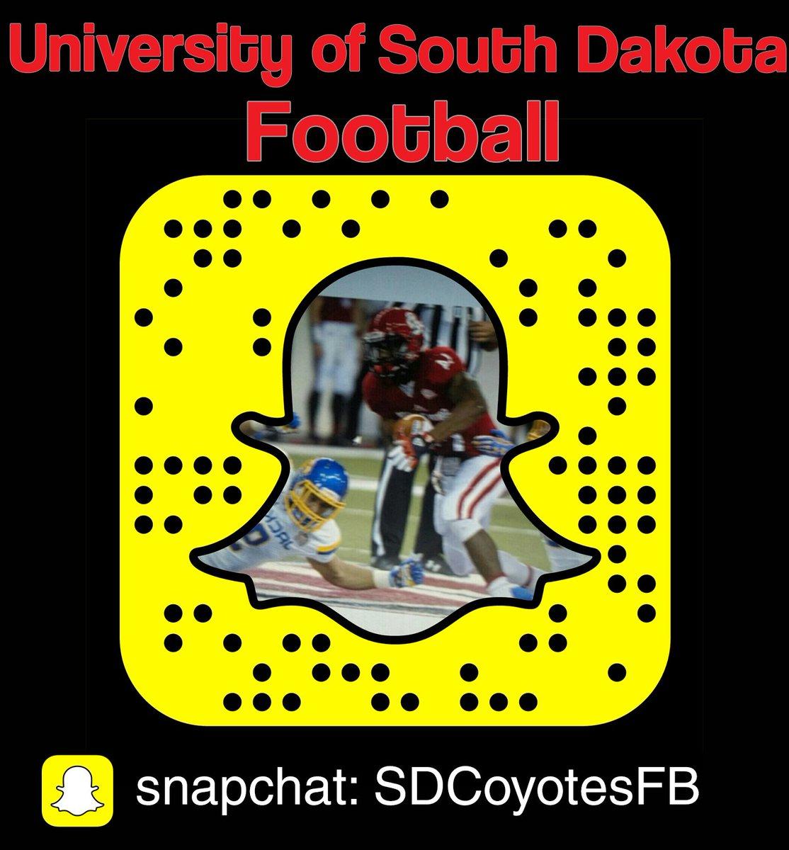South Dakota Snapchat