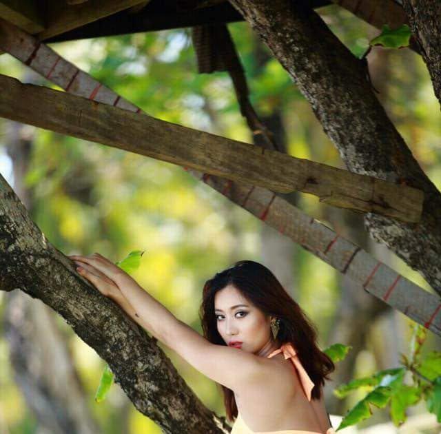 What that myanmar model beach photos what