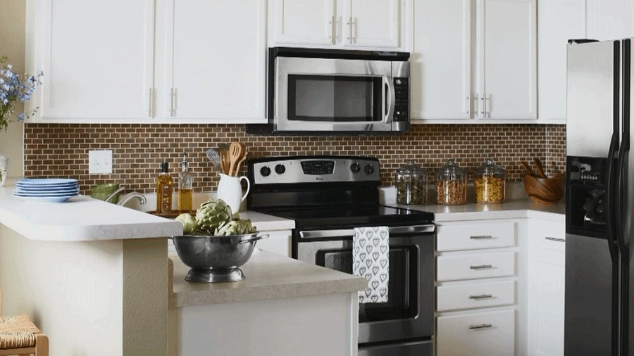 Patterson company pattersonco twitter for Turning a galley kitchen into an open kitchen