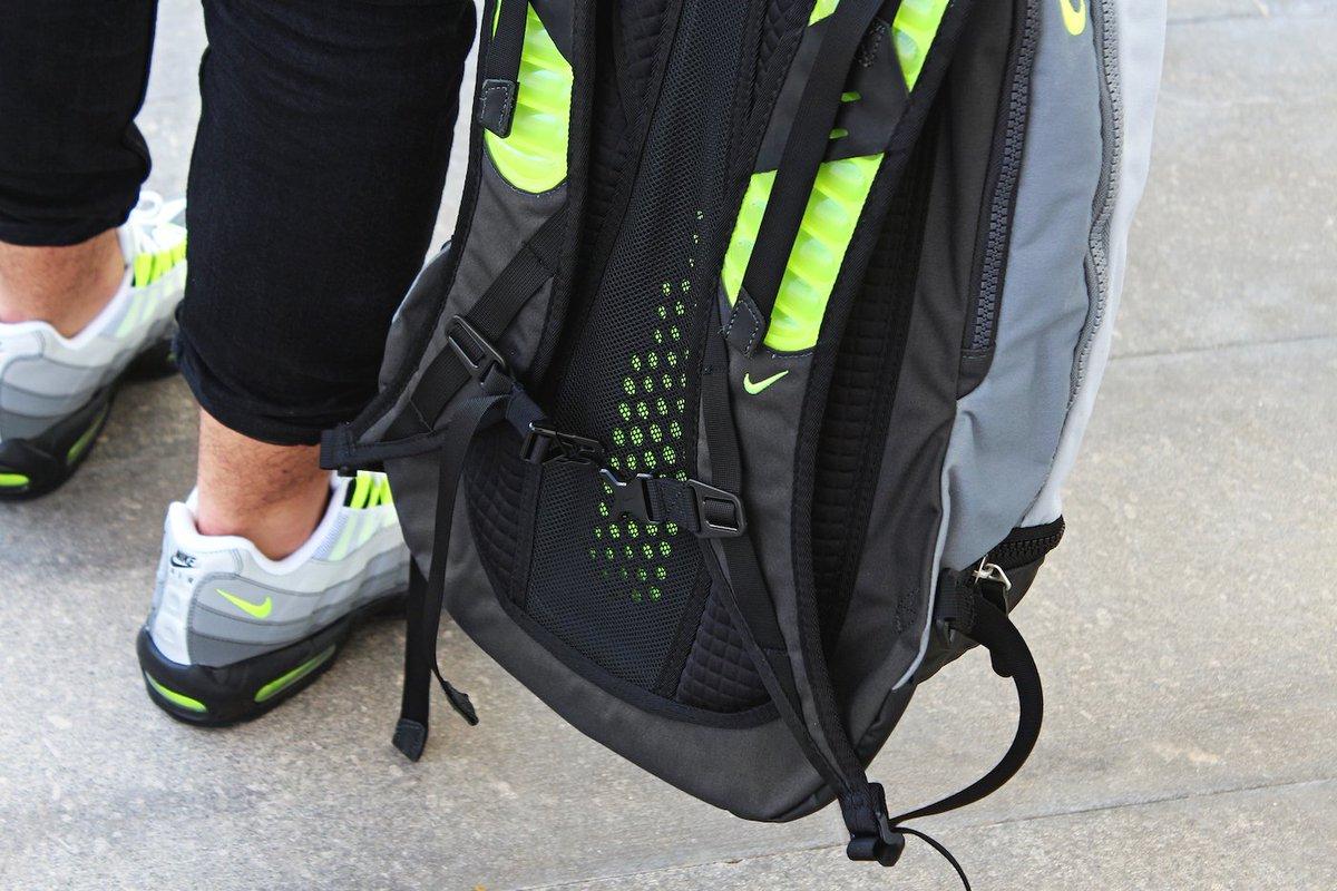 f36fdbe9e9 Purple Nike Air Max Backpack- Fenix Toulouse Handball