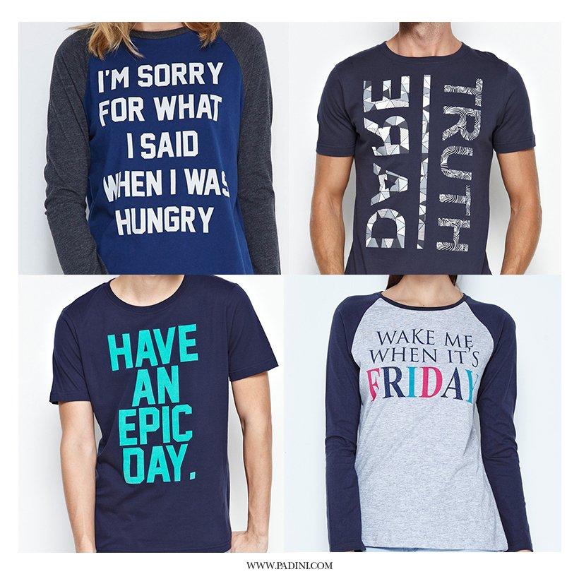 Padini T Shirt Design