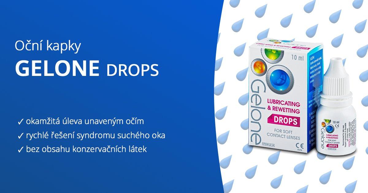 Ulevte svým unaveným očím! #ocnikapky #gelone #drops #cockykontaktni https://t.co/qI8dD4jVME https://t.co/RS3PZUshqZ