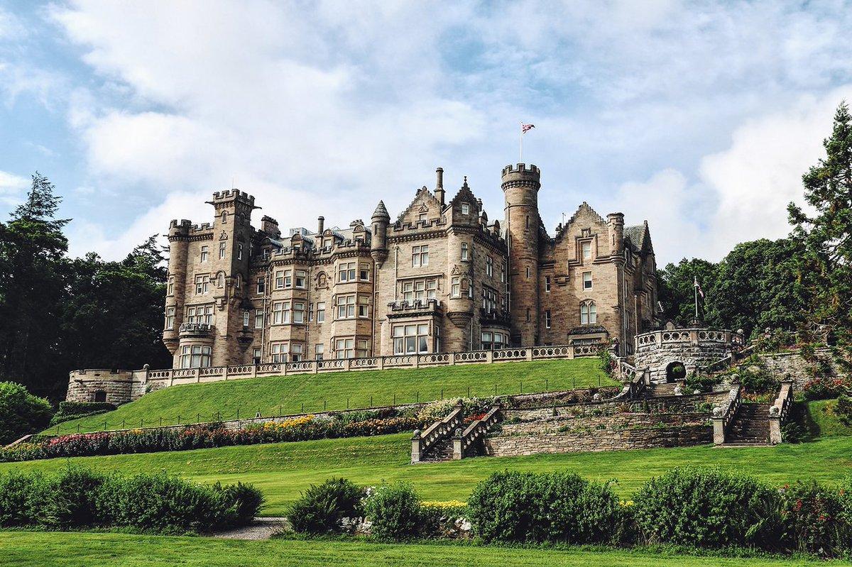нашего шотландские замки фото внутри если нет