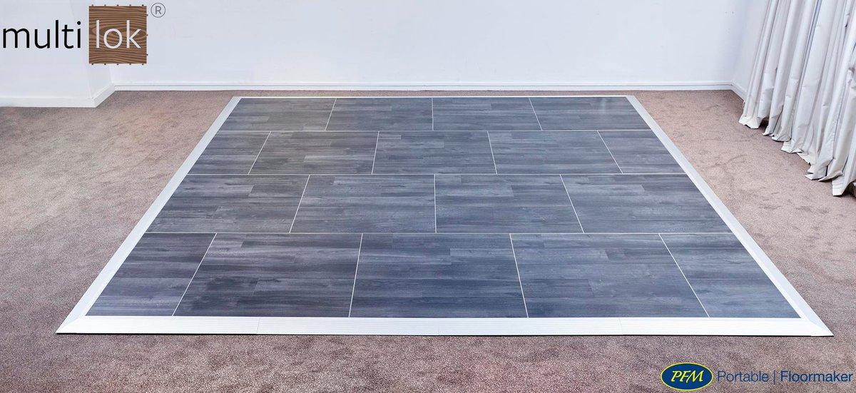 Portable Floormaker On Twitter Brand New Multilok Portable Dance