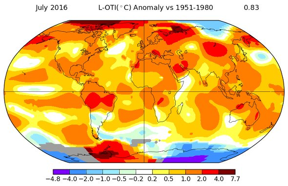 No human on the planet has lived through a hotter July. Ever.   https://t.co/8kbT7Yo3Dh https://t.co/xt8MCUDVjV