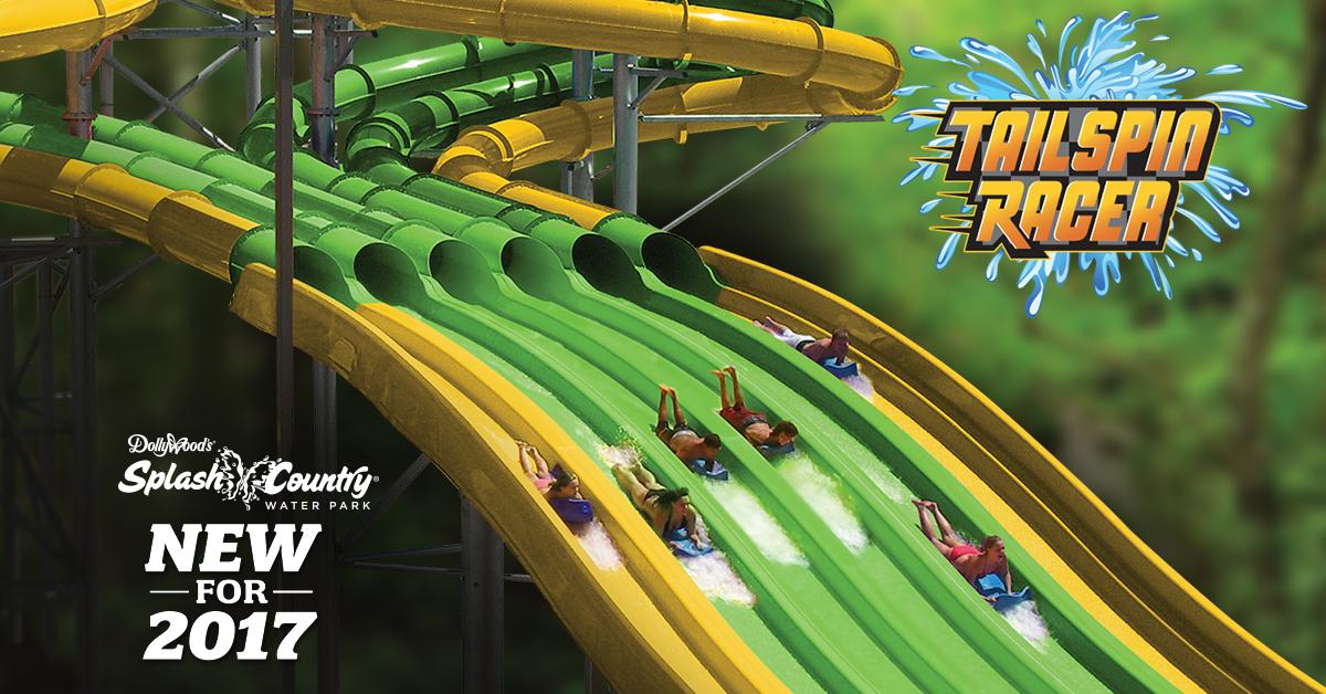 Dollywood Announces TailSpin Racer for 2017 – Coaster Hub