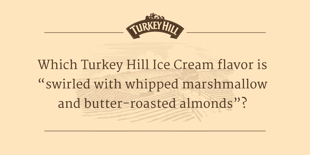 It's time for some trivia! Answer by 5 to #win some FREE ice cream. #THTrivia https://t.co/dacI7j3Y8S