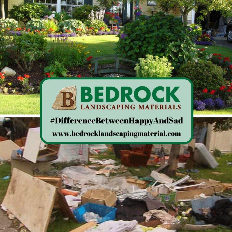 Bedrock Landscaping Bedrockr0cks Twitter