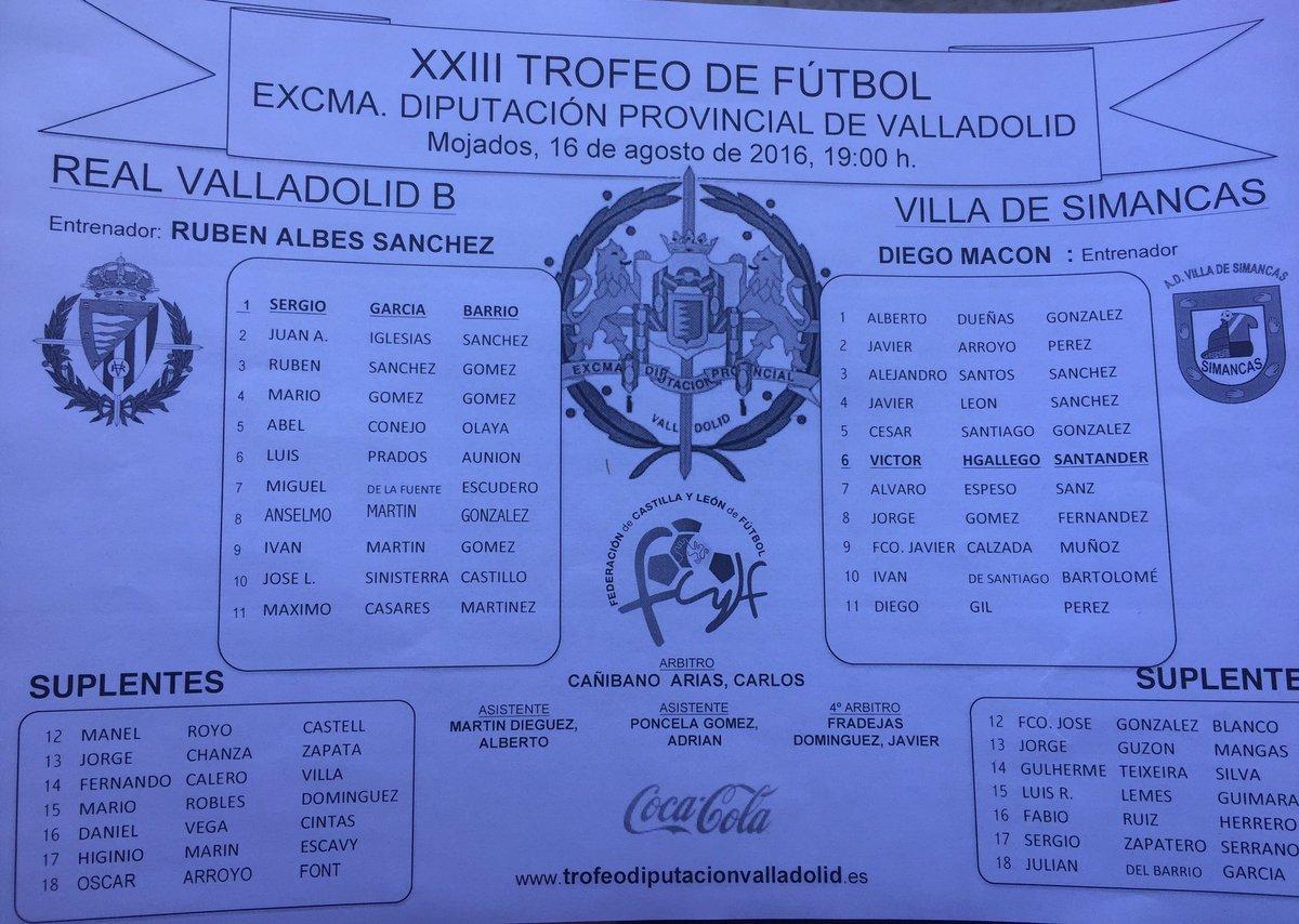 Real Valladolid B - Temporada 2016/17 - 2ª División B Grupo I - Página 2 Cp_sRuZWcAEcy6A