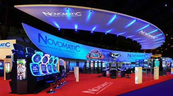 Novomatic казино pesplatnoe казино