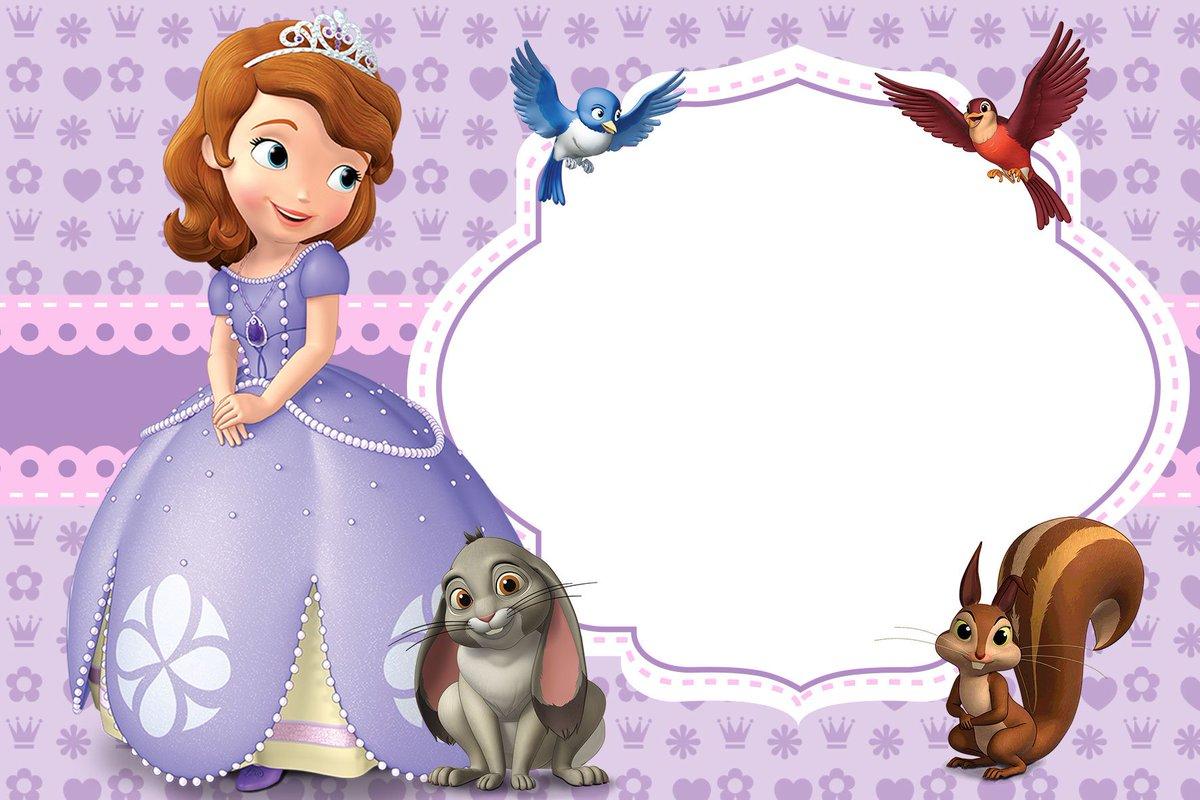 Princesinha sofia festa da sofia twitter - Foto princesa sofia ...