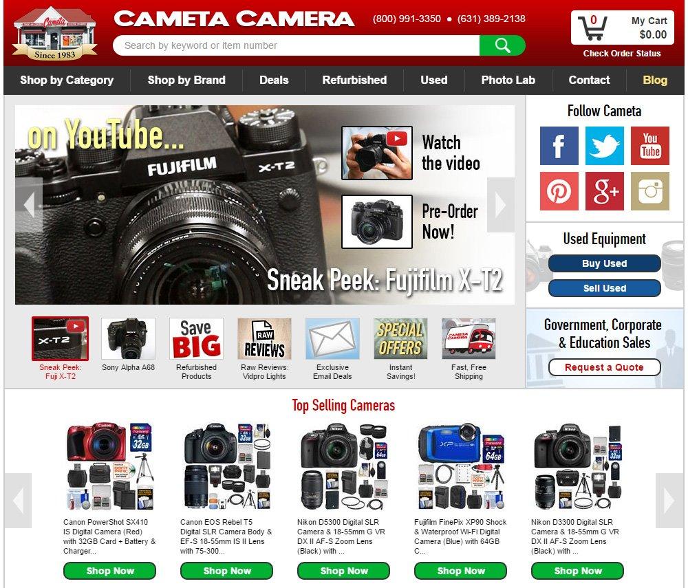 Cameta camera cameta twitter for Cameta com
