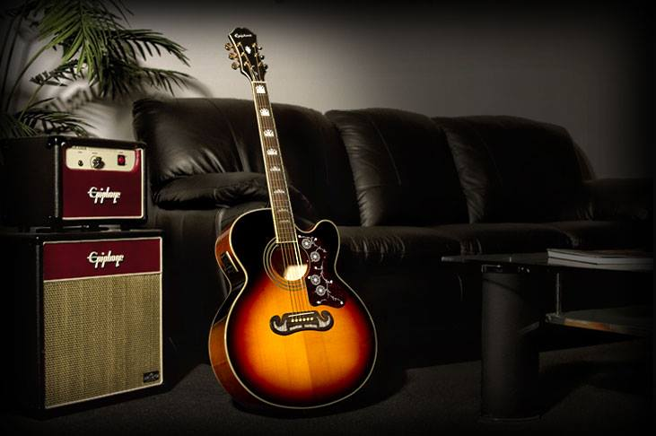 The Epiphone EJ-200SCE https://t.co/Fgr5Hanzg4