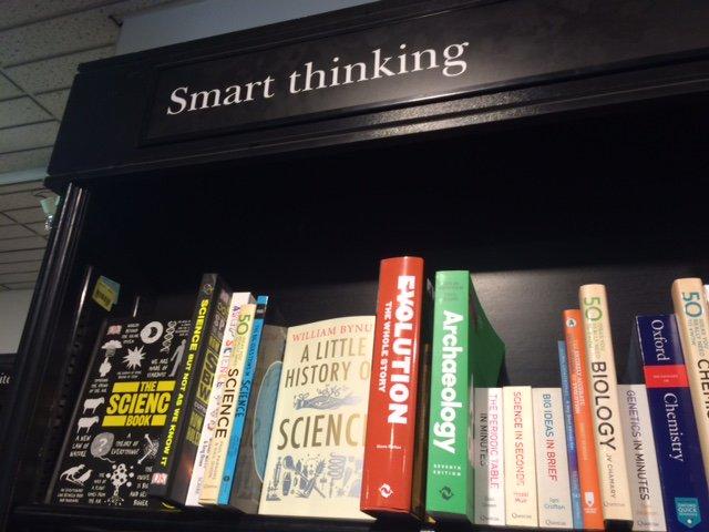 Book smart thinking