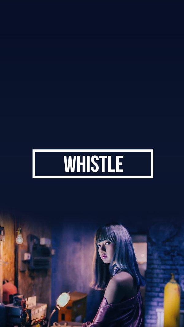 yg lockscreen world on twitter 090816 blackpink 39 whistle