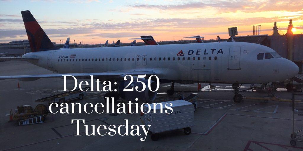 More bad news for #Delta passengers. https://t.co/wf7lyfTd2c