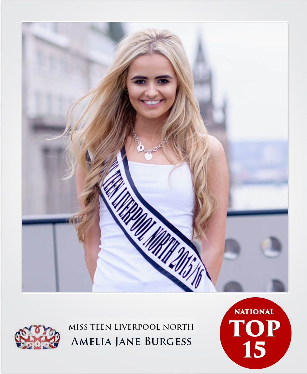 Danielle Okwabi Photobook: Miss teen British Isles 2015