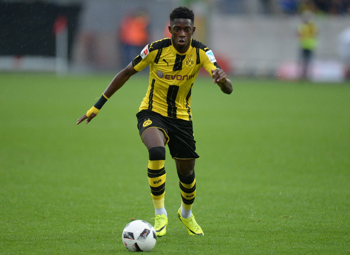 "☆ Team TheYear ☆ on Twitter ""Dortmund new boys Ousmane"