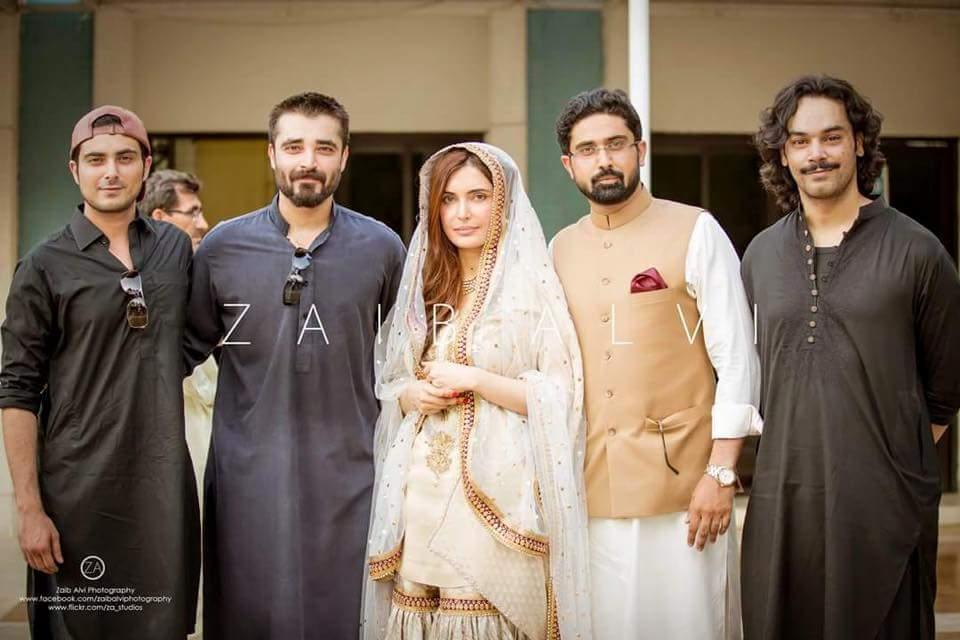 Hamza Ali Abbasi Gohar Rasheed And Bilal Lashari