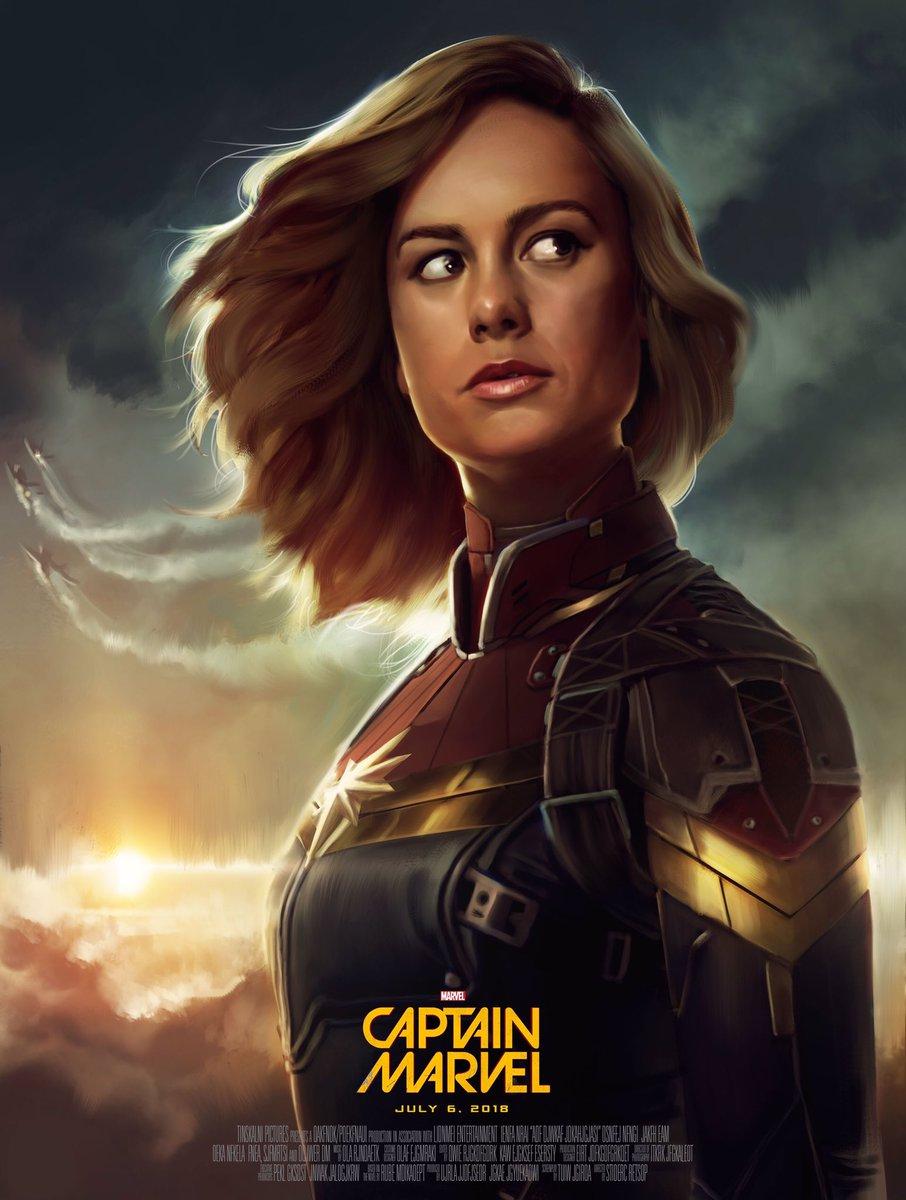 captain marvel twitter