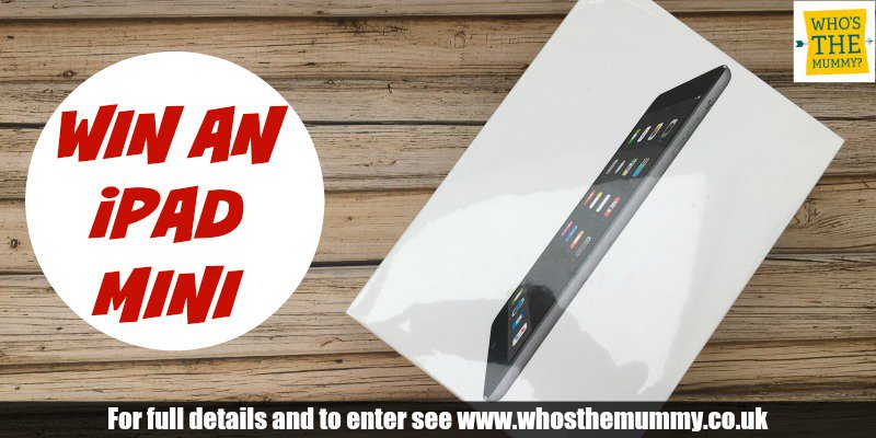 Feeling lucky? #Win an iPad Mini in my latest giveaway! https://t.co/jYeanhU8qh https://t.co/AyaZjBzxah