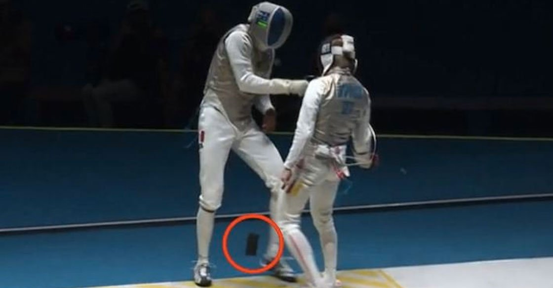 Olympic Fencer