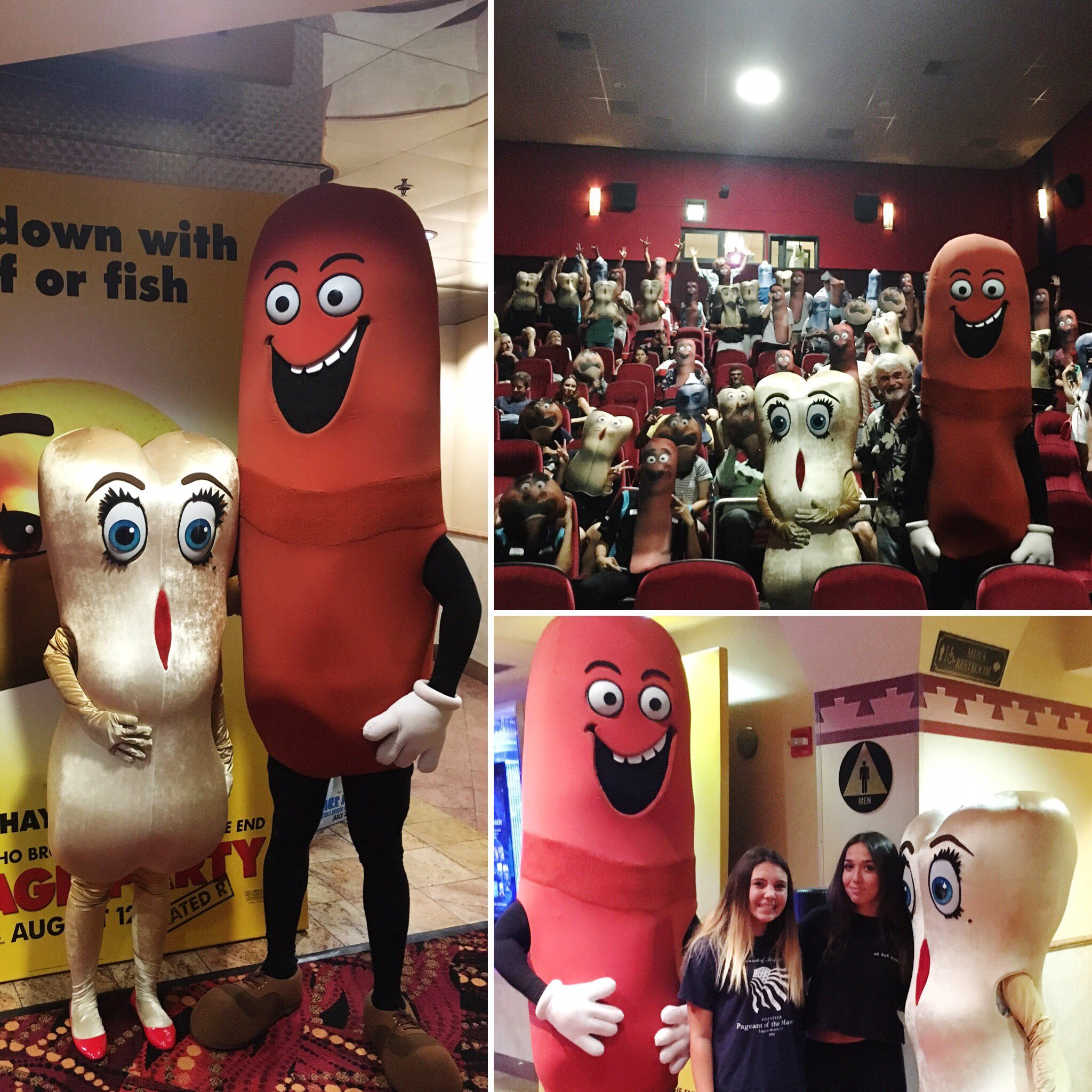 """Sausage Party Movie On Twitter: """"Frank And Brenda"""