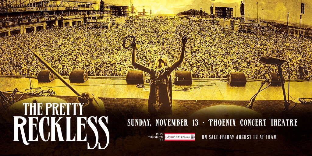 #JUSTANNOUNCED @TPROfficial LIVE November 13th at The Phoenix! Tickets ON SALE Friday at 10 AM! https://t.co/Bif1Wbu1rz