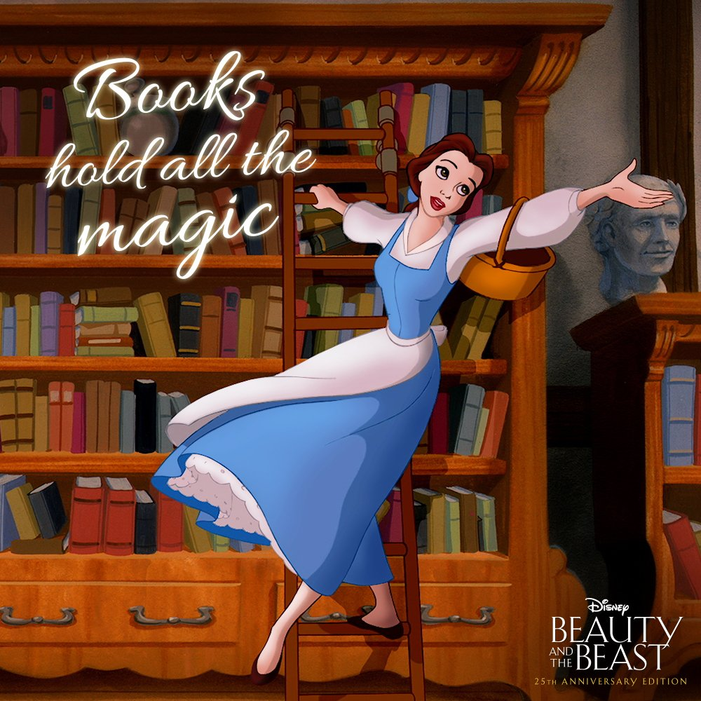 Beauty And The Beast On Twitter Turn The Page On Your Next