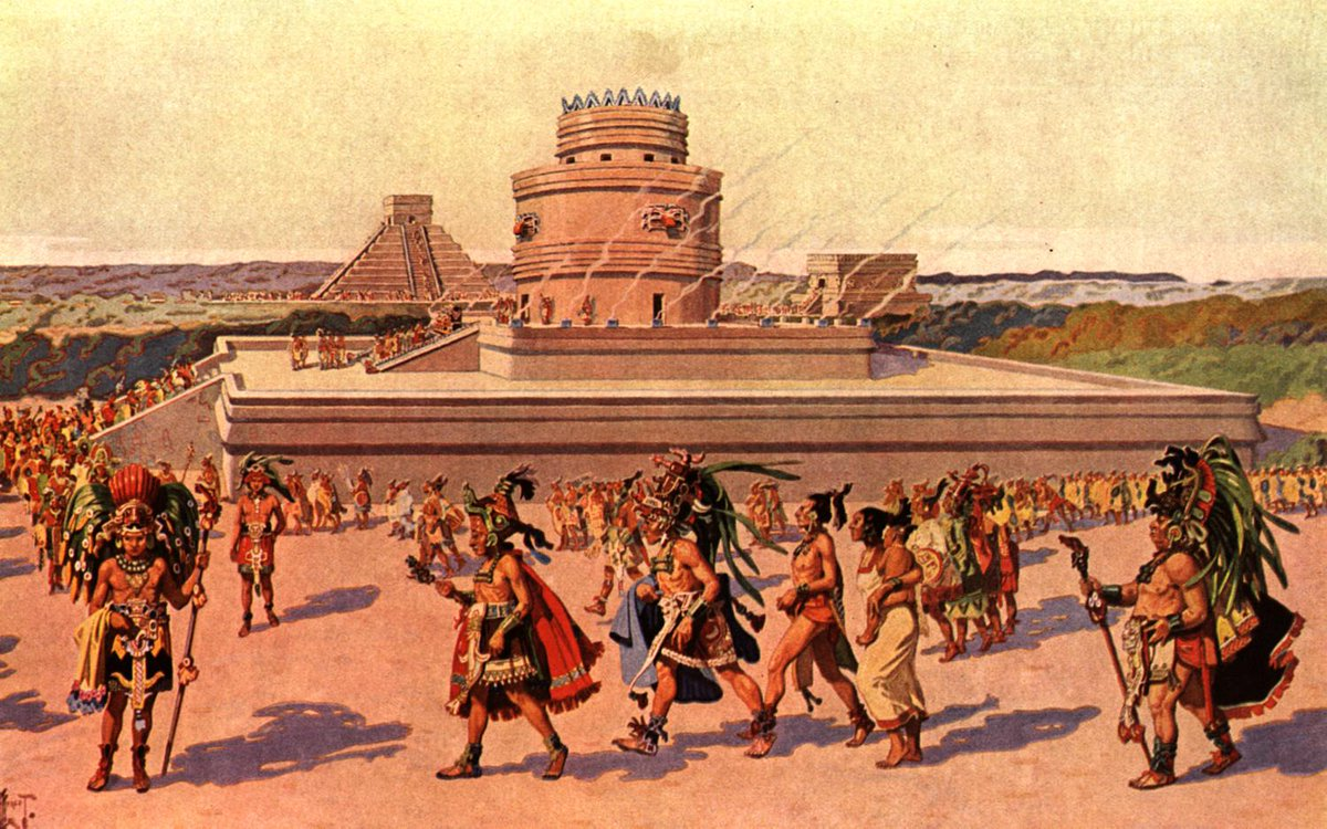 ivilizations of the americas mayan aztec Mayn civilization was tamilan, because there are words still tamilan using, i was a tamil and i do translation, for example ,- palen que (may) = palen ure (tam),= stronge citiy(english), 2.