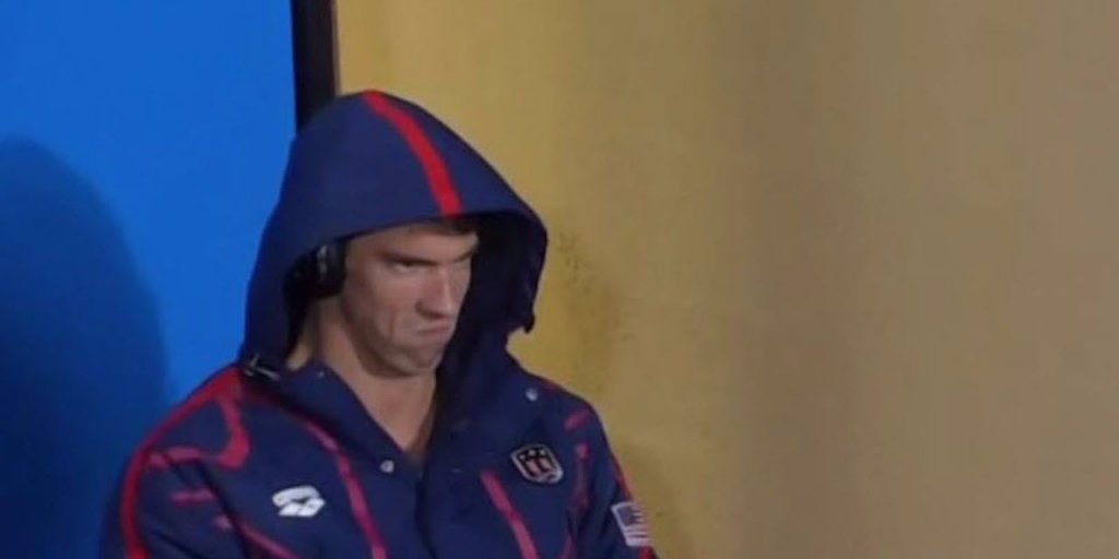 When you see someone throw a plastic bottle in the trash can...and it's right next to a recycle bin. #PhelpsFace https://t.co/JodVY6dH2j