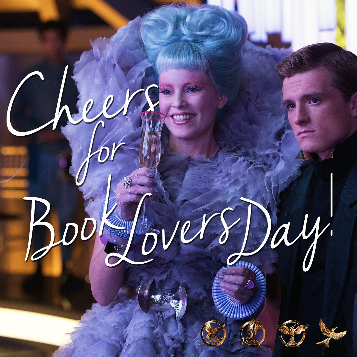 Celebrate your favorite characters on #BookLoversDay. https://t.co/PHXTkx8UN7