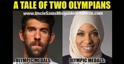 """Young Conservatives on Twitter: """"Meme About Michael Phelps ..."""