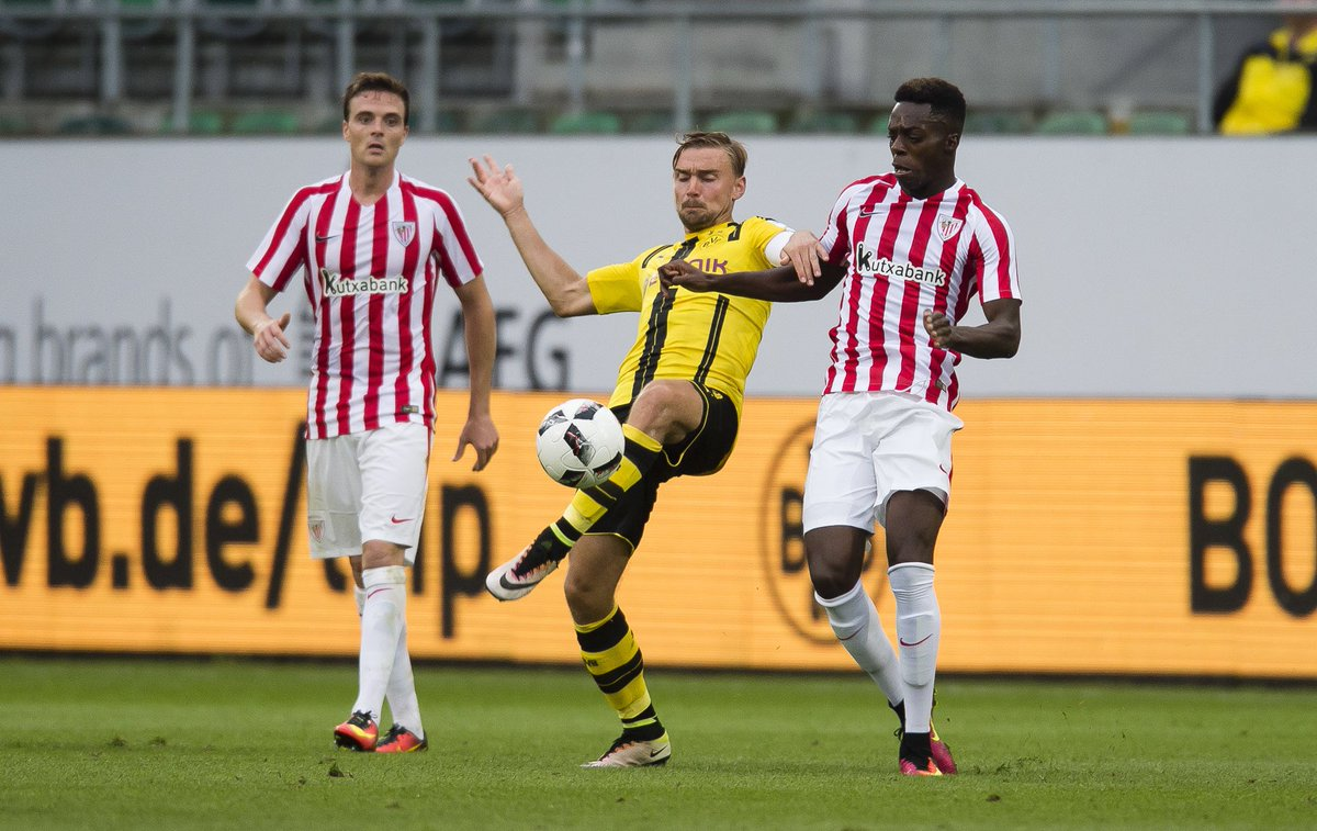 Video: Borussia Dortmund vs Athletic Bilbao