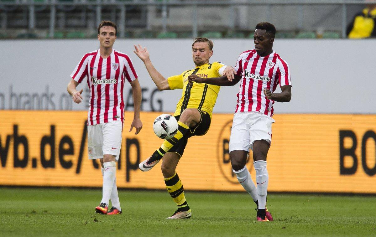Video: Borussia Dortmund vs Athletic Bilbao