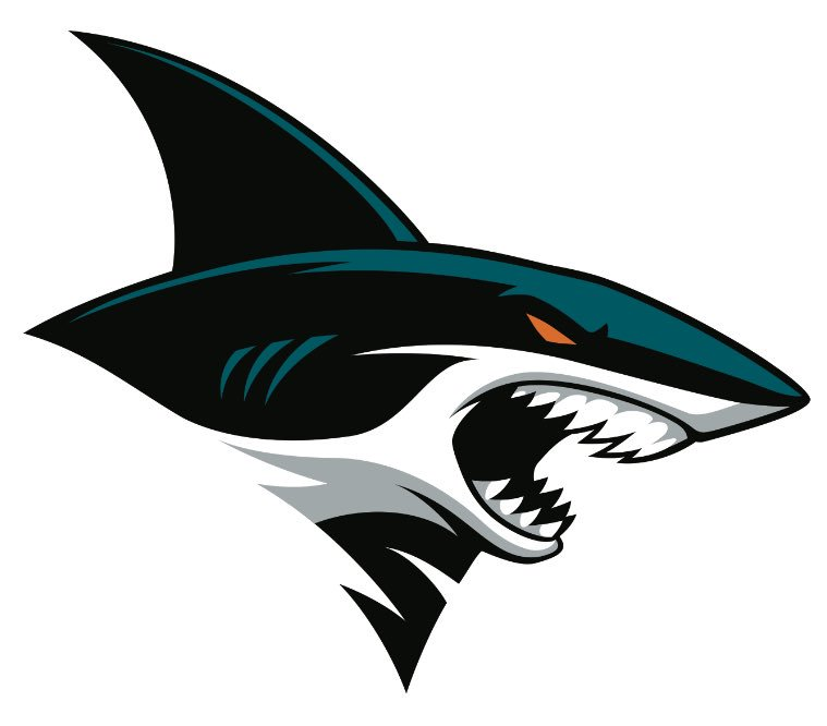sharks sports team coloring pages - photo#29