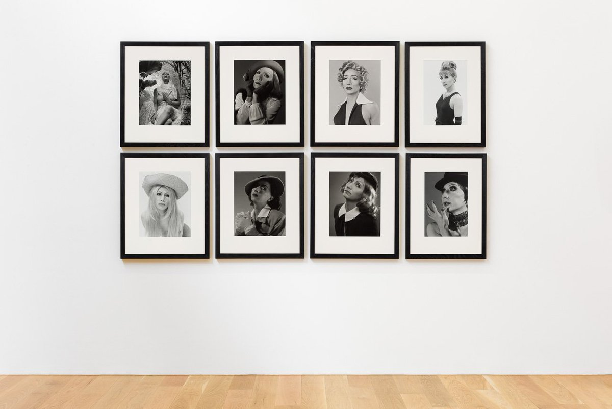 #YasumasaMorimura&#39;s masquerading portraits conjure a theatre of the self.See them in person:  http:// renniecollection.org/contact/index. php &nbsp; … <br>http://pic.twitter.com/Px0vuxoXl3