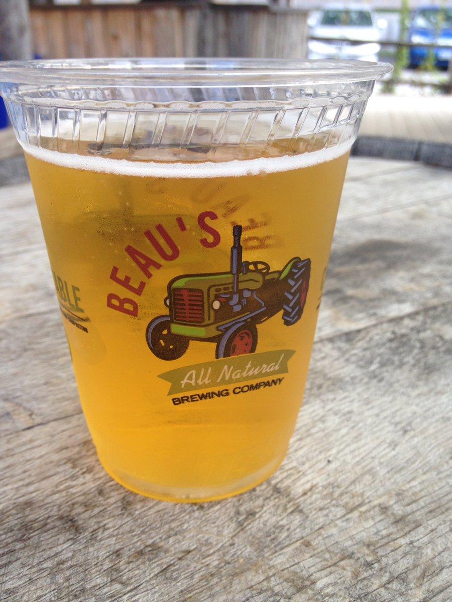 Next stop Beau's Brewery #easternontario #itsawonderfulday https://t.co/SxShzh19FB