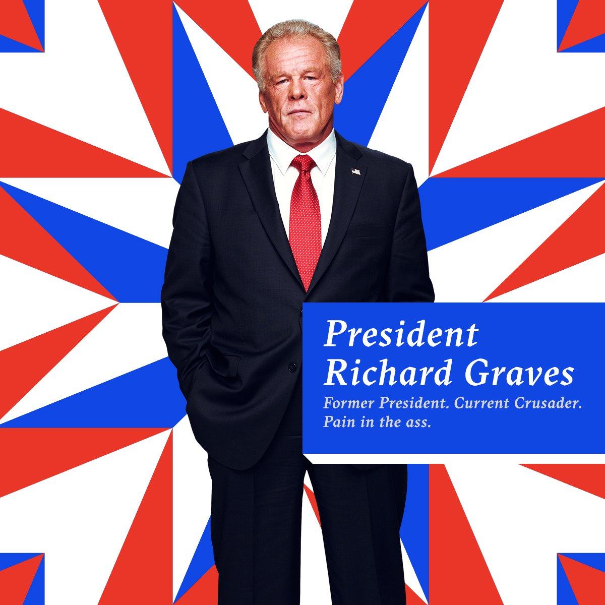 Richard Graves nick nolte