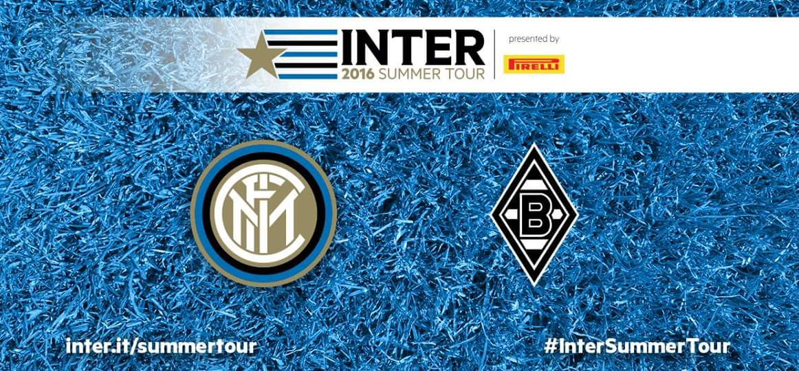 INTER-BORUSSIA Streaming Rojadirecta: dove vedere Diretta Video Live gratis TV Oggi 10-08-2016