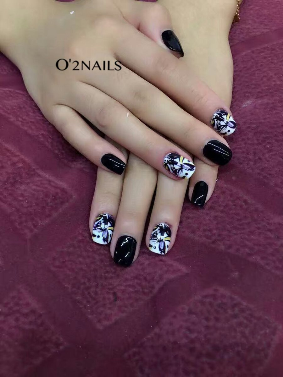 O2nails Printer On Twitter Mobile Nail Printer35 Seconds Beautiful Nails Perfect Copy You Are The Heart Of Bursts It