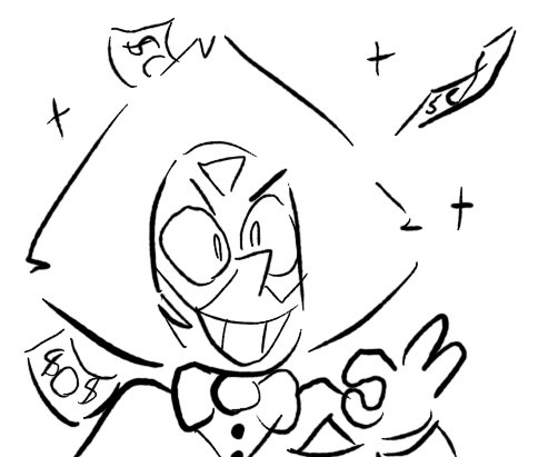 """the money peridot"""