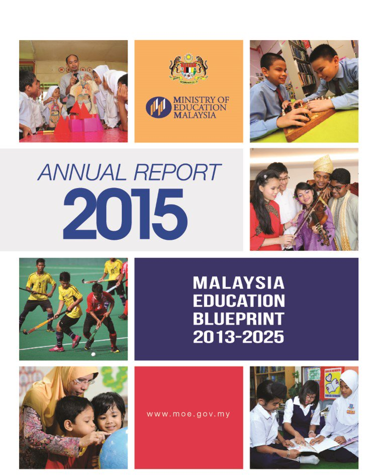 Padu pppm on twitter annual report 2015 malaysia education 1000 pm 9 aug 2016 malvernweather Images