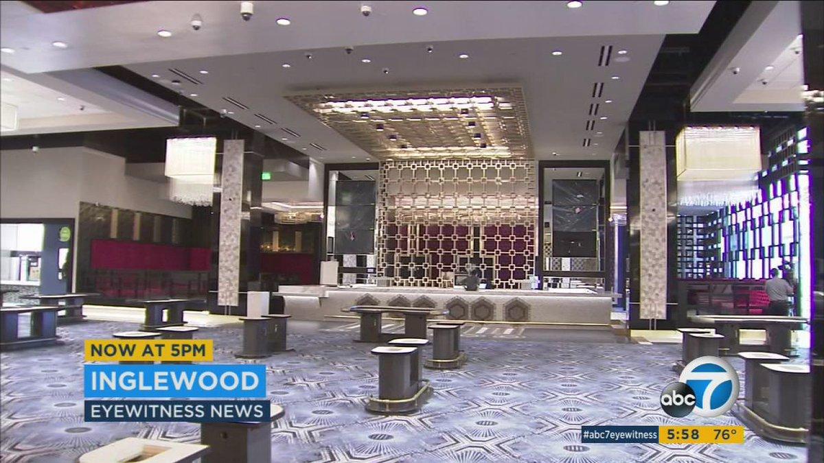 hollywood park casino company inc