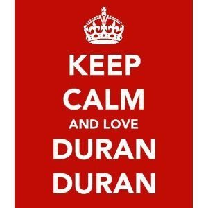 To ALL of the #Duranies out there, have a fab #DDAD16 ! Gift for ya-just spreading the love of our fave band!