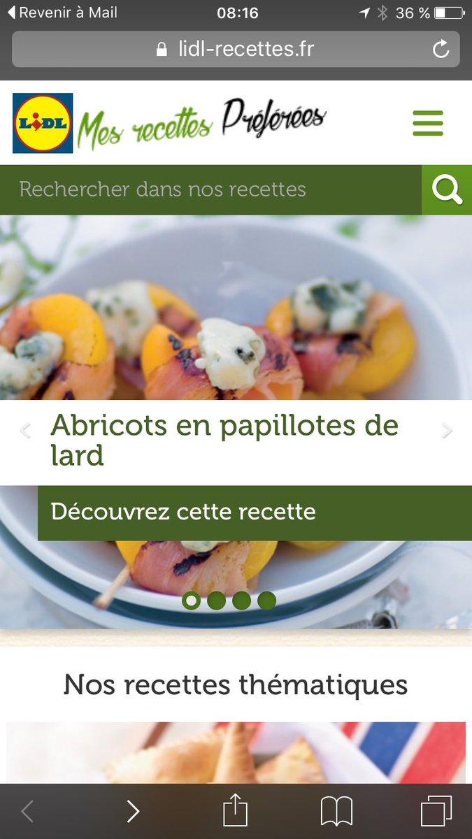 Lidl Recettes De Cuisine | Olivier Dauvers On Twitter Et Une Nouvelle Initiative De